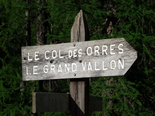 randonnee hautes-alpes Grand-vallon-Chapelle-Saint-Pierre Les-Orres Embrunais