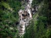 paysage hautes-alpes Cascades-du-torrent-du-Couleau - Guillestrois - Saint-Clement-sur-Durance - Cascades-du-torrent-du-Couleau